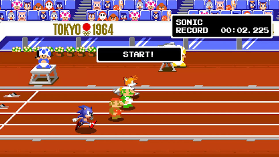 New 3ds Games 2020.Mario And Sonic At The Olympic Games Tokyo 2020 Preview