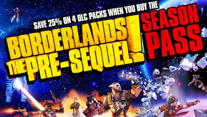 2K Announces Borderlands: The Pre-Sequel Season Pass