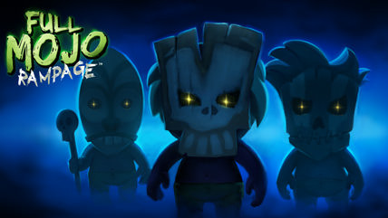 Console release date revealed for Full Mojo Rampage