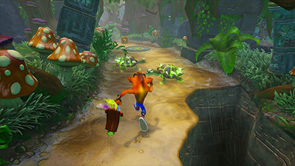 Crash Bandicoot N. Sane Trilogy coming to Switch, Xbox One, PC