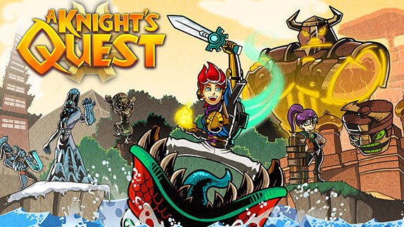 ​A Knight's Quest Review
