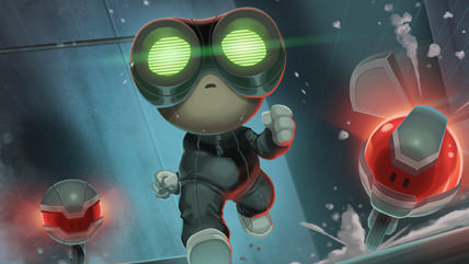 Action Platformer Stealth Inc 2 Now Available on Xbox One