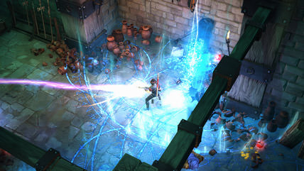 Action-RPG Victor Vran Hits Steam Early Access