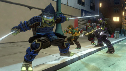Activision announces TMNT: Mutants in Manhattan preorder bonuses