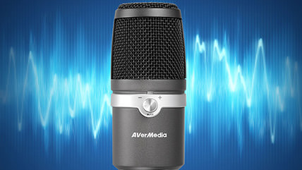 ​AVerMedia USB Microphone AM310 Review