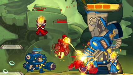 Awesomenauts…is Awesome