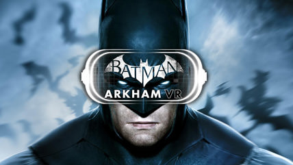 Batman: Arkham VR coming to PSVR this October