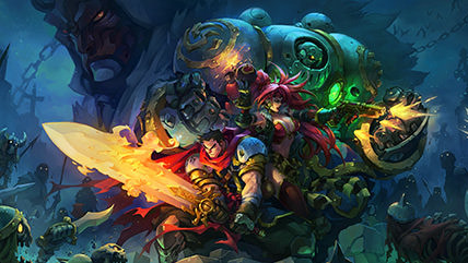 ​Battle Chasers: Nightwar Review