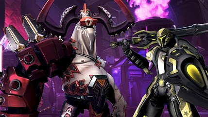 Battleborn introduces new heroes Attikus and Galilea