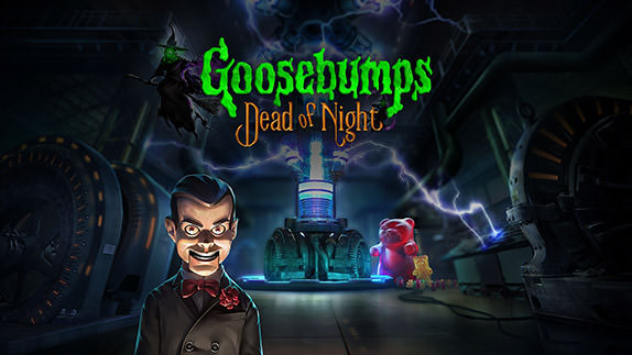 Goosebumps Dead of Night Review