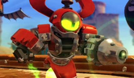 Get swapping in Skylanders SWAP Force