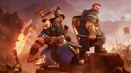 Get tactical with The Dwarves at E3 2016