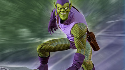 Green Goblin joins the cast of Marvel Heroes 2016