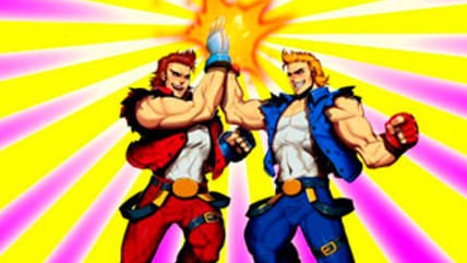 Double Dragon: Neon coming in September