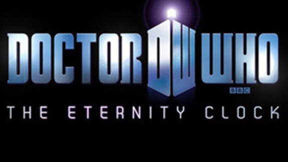 Doctor Who: The Eternity Clock Review