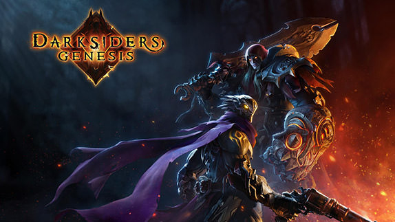 ​Darksiders Genesis Review