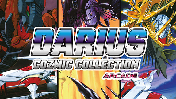 ​Darius Cozmic Collection Arcade Review