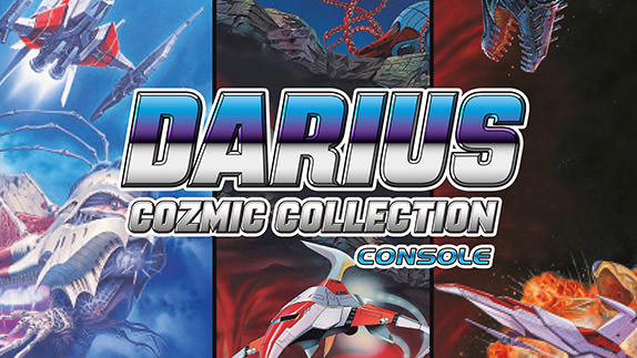 ​Darius Cozmic Collection Console Review