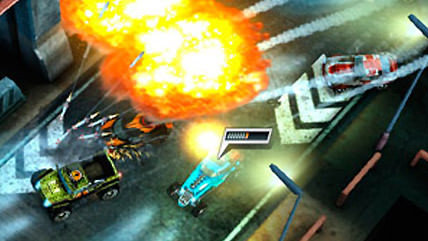 Death Rally returns to its destructive PC roots