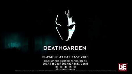 Deathgarden Announcement Trailer