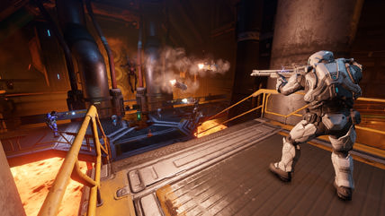 Deathmatch and Private Matches coming to Doom later this month