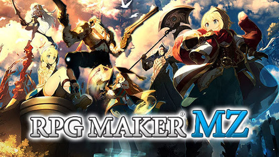 Degica Games announces RPG Maker MZ for PC
