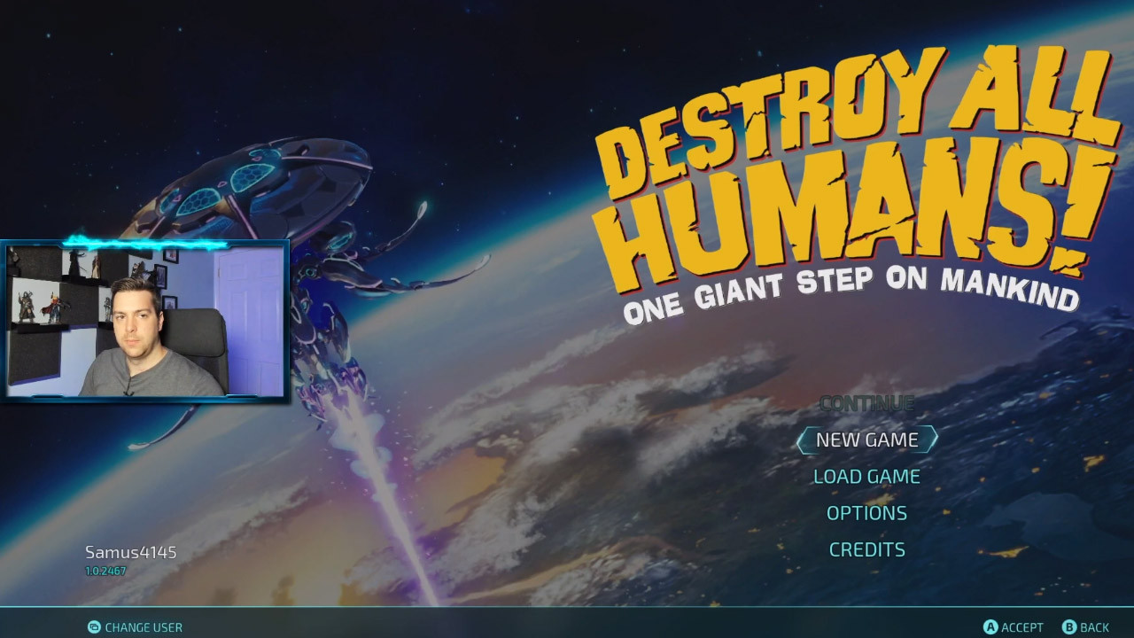 SB Live: Destroy All Humans! - 07/27/20 - Part 01
