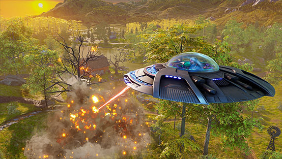 ​Destroy All Humans! Review