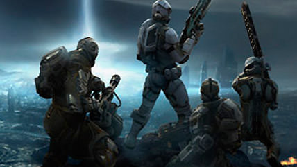 Dust 514 Mercenary Pack now available