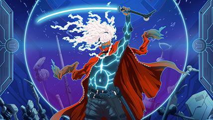 Furi Hands-On Preview at E3 2016