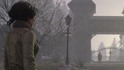 ​Kate Walker's journey continues in Syberia 3 at E3 2016