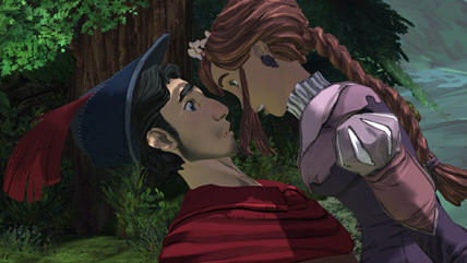 King's Quest Chapter 3 set to release at the end of April
