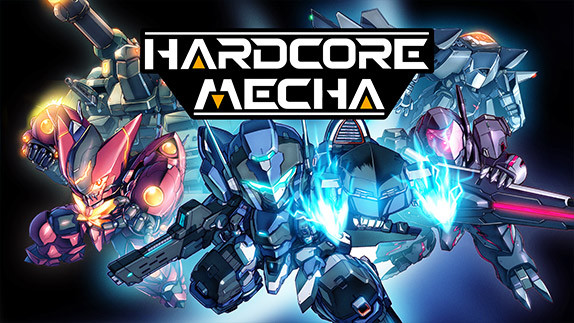 ​Hardcore Mecha Review