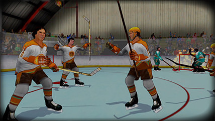 ​Old Time Hockey Review