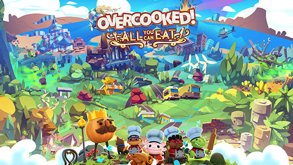 ​Overcooked! All You Can Eat Review