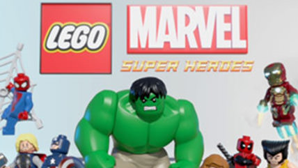 LEGO Marvel Super Heroes CG Trailer and Pre-Order Bonuses