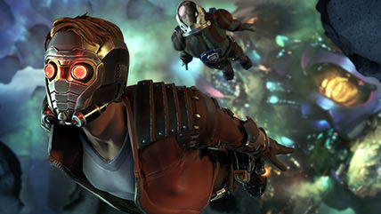 ​Marvel's Guardians of the Galaxy - Episode 1: Tangled up in Blue Review