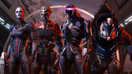 Mass Effect 3: Resurgence Pack Now Available