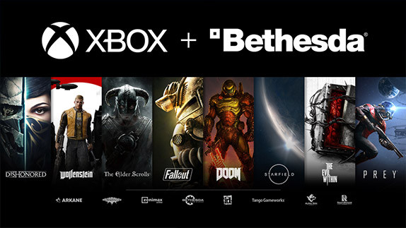 Microsoft acquires Bethesda Softworks parent company ZeniMax Media