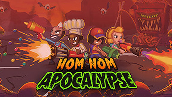 ​Nom Nom Apocalypse Review