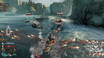 Naval combat game Maelstrom launches on Steam Early Access