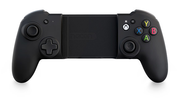 Nacon unveils 'MG-X Series' game controllers for smartphones