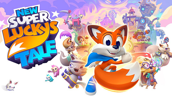 ​New Super Lucky's Tale Review