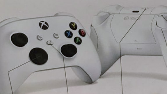 Next-gen Xbox controller packaging leaks, reveals Xbox Series S