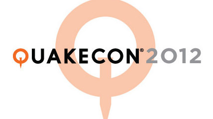 SelectButton does QuakeCon!