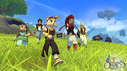 ​Shiness: The Lightning Kingdom Review