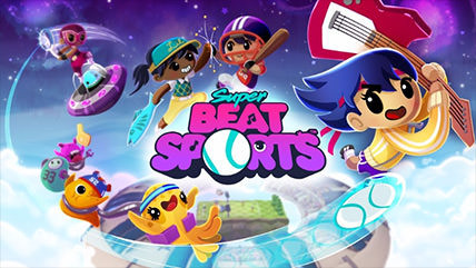 Six Free Songs Arrive to Super Beat Sports