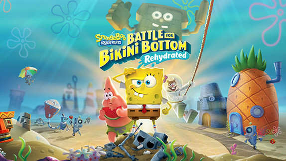 ​SpongeBob SquarePants: Battle For Bikini Bottom - Rehydrated Review