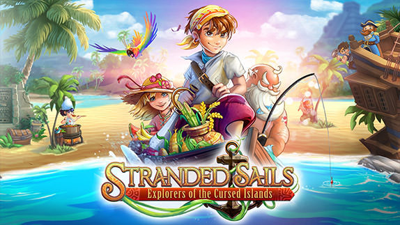​Stranded Sails - Explorers of the Cursed Islands Review