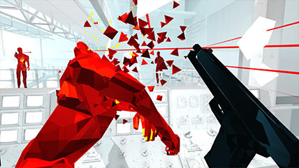 ​Superhot VR Review